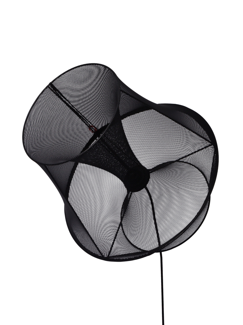 Moire Lamp