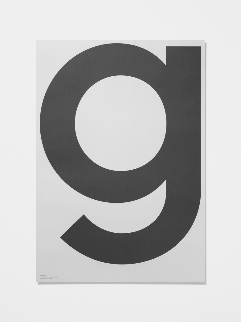 Grey collection poster G