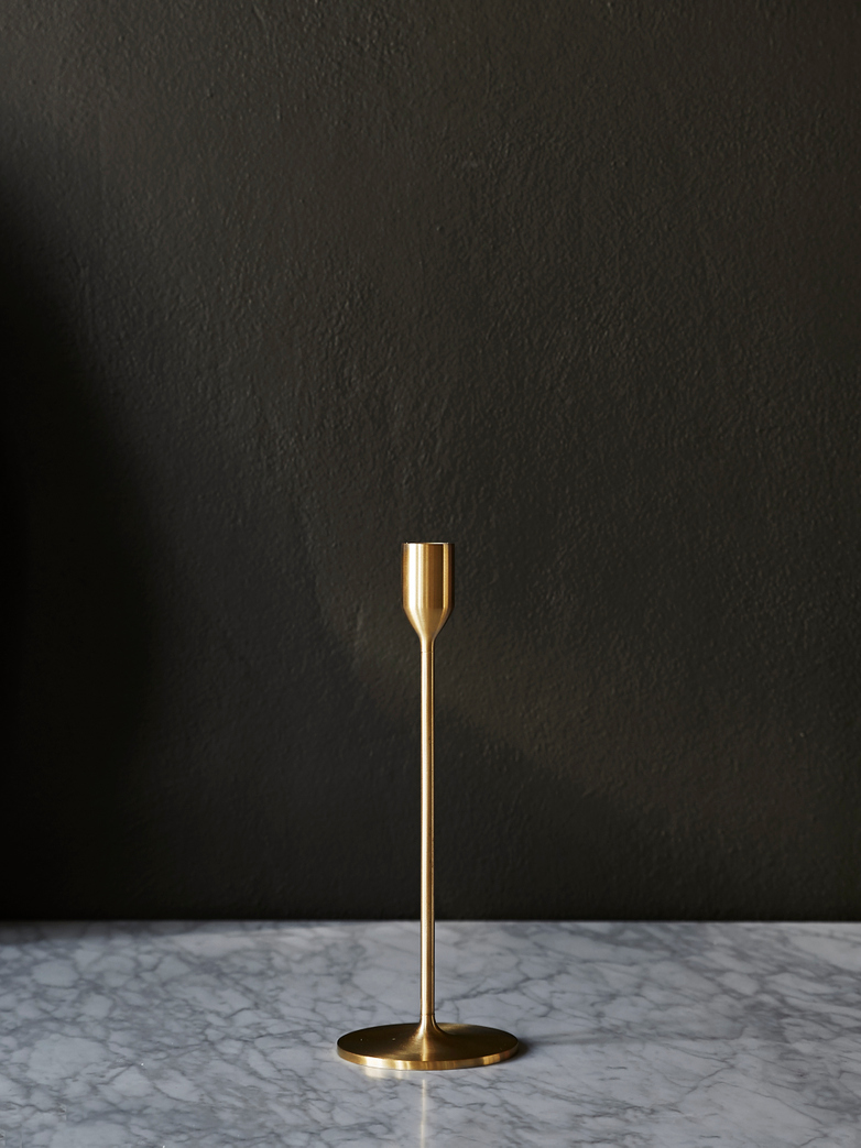 Artilleriet Edition: R. Hutten Candle Stick Brass