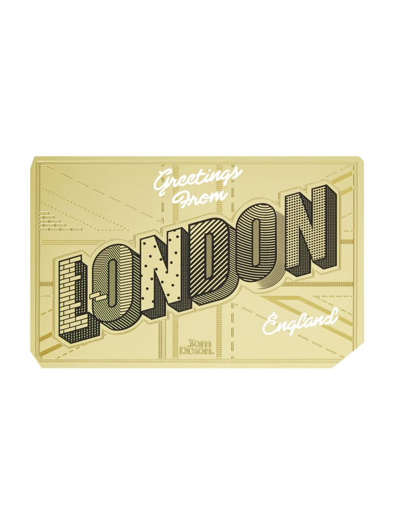 Tool The Bookworm Postcard London