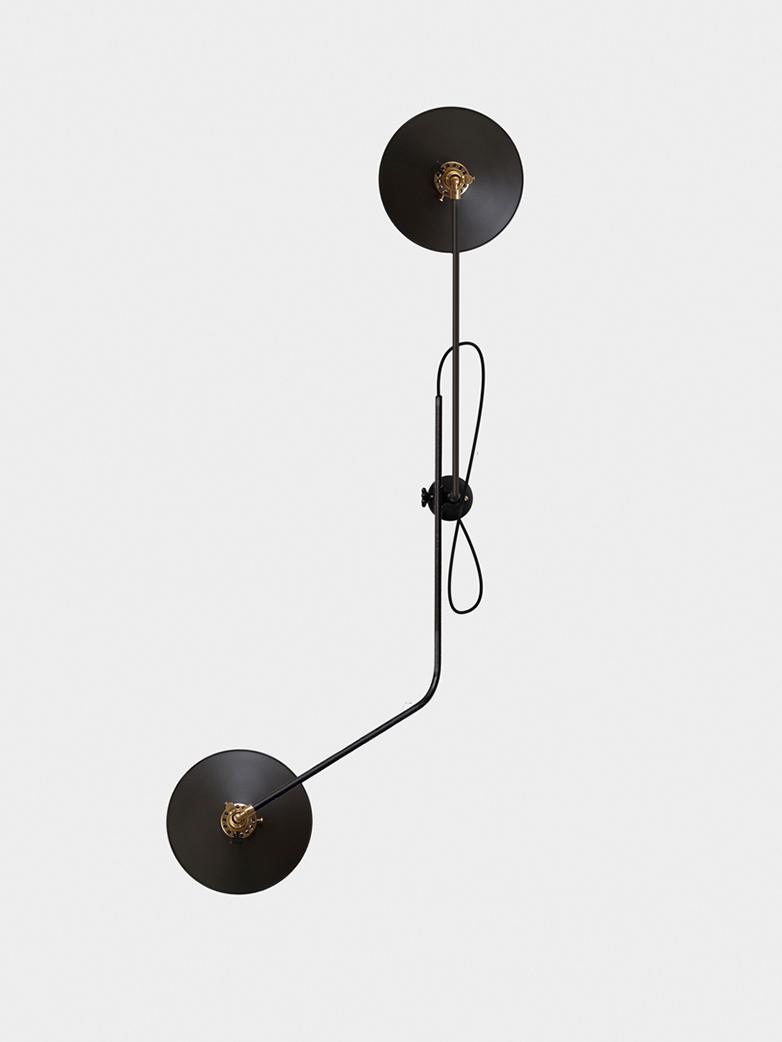 Bent Wall Lamp