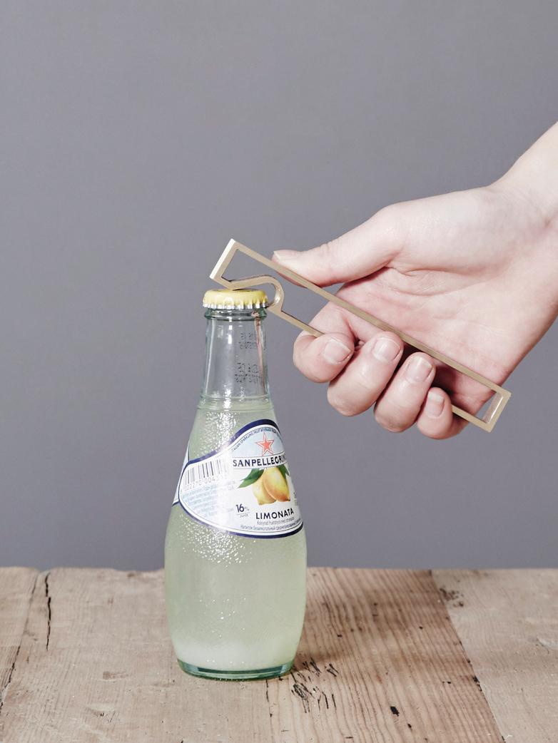 Frame Bottle Opener