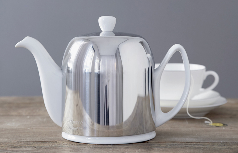 Salam White Tea Pot 6