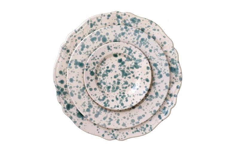 Spruzzi Dinner Plates