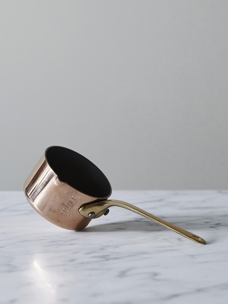 M'minis 150b Spouted Saucepan 0,07L Copper