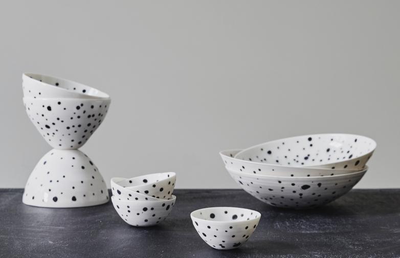 Dalmatian Bowls