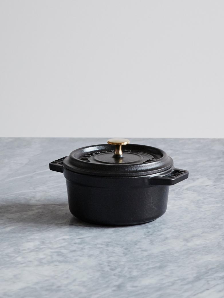 Mini Cocotte Black