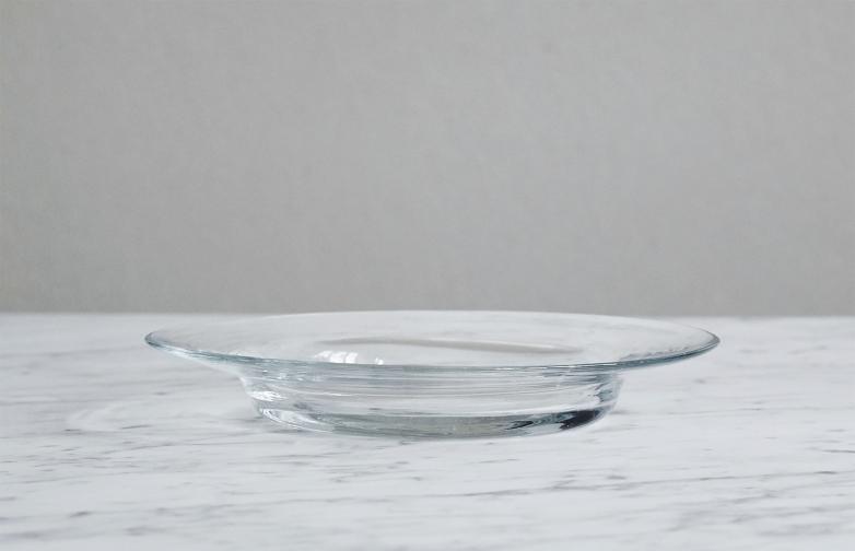 Iranian Glass Small Dish