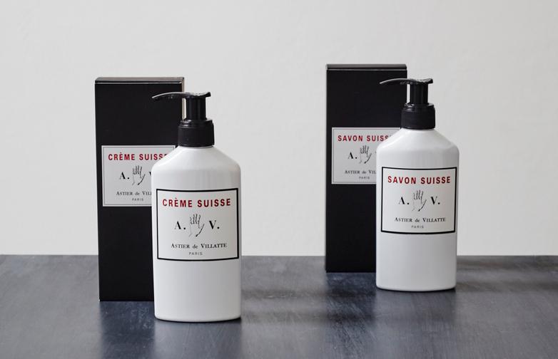 Organic Savon & Creme Suisse