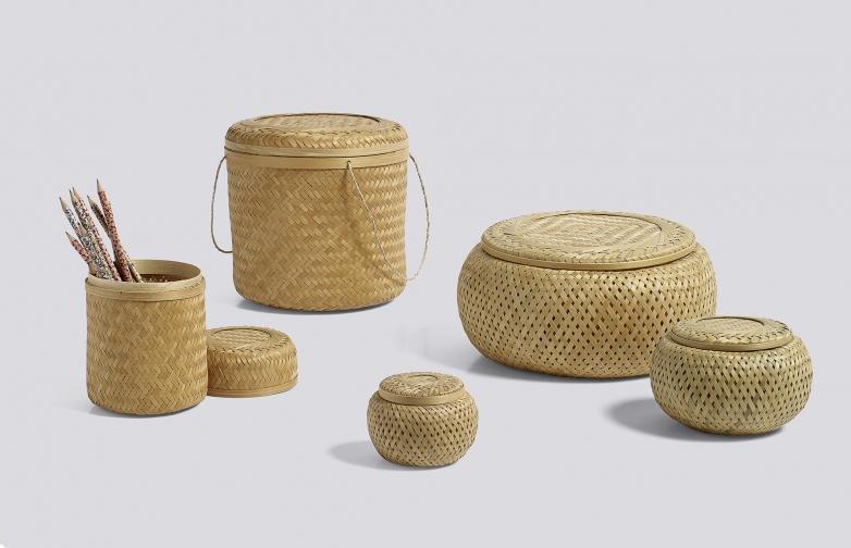 Bambo Baskets Large