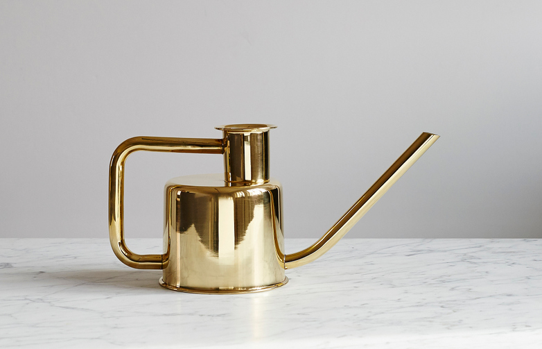 Watering Can Brass
