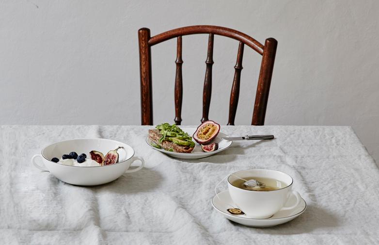 Nature White Tableware