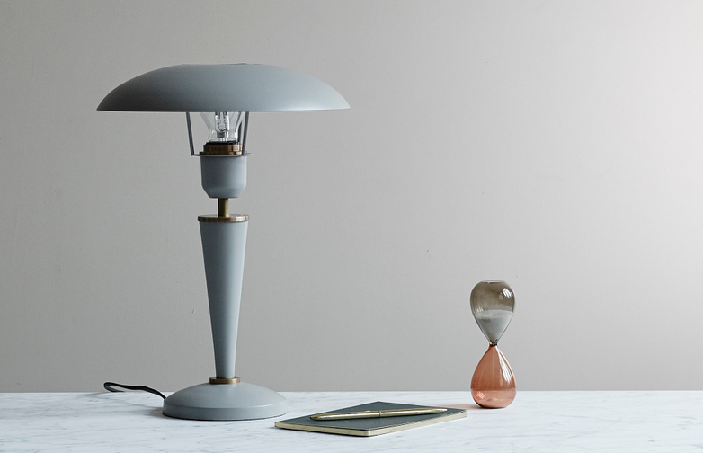 Opal Table Lamp