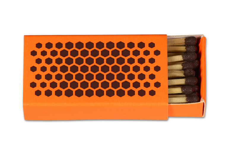 Strike Fluorescent Orange