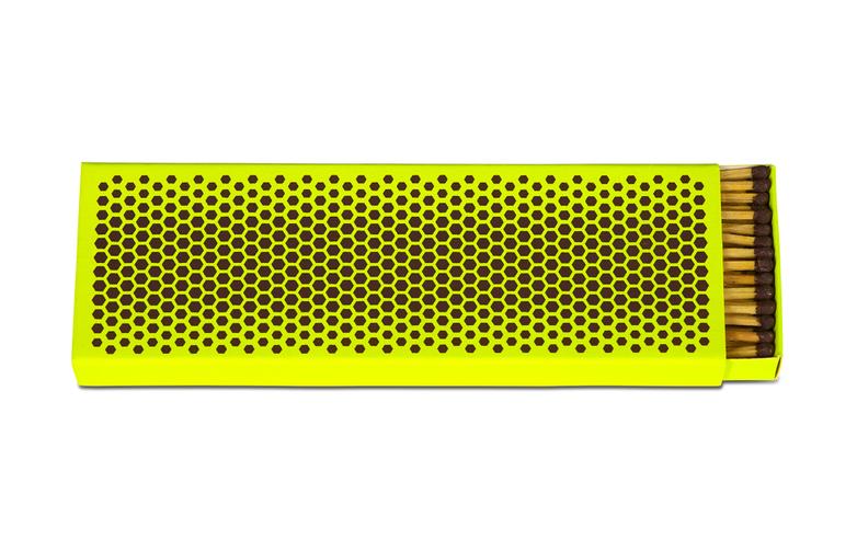 Strike Fluorescent Yellow