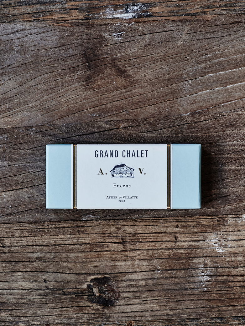 Incense Grand Chalet