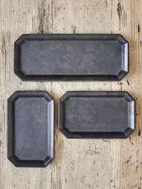 Kuro-Mura Stationery Trays Large
