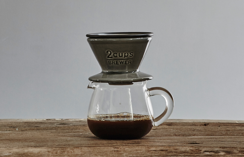 Brewer 2-cups