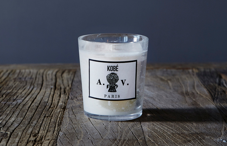 Scented Candle Kobe