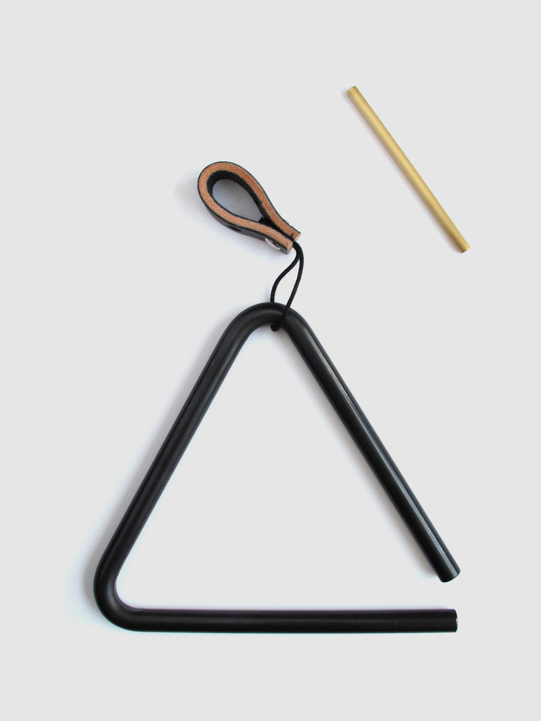 Triangle Dinner Bell