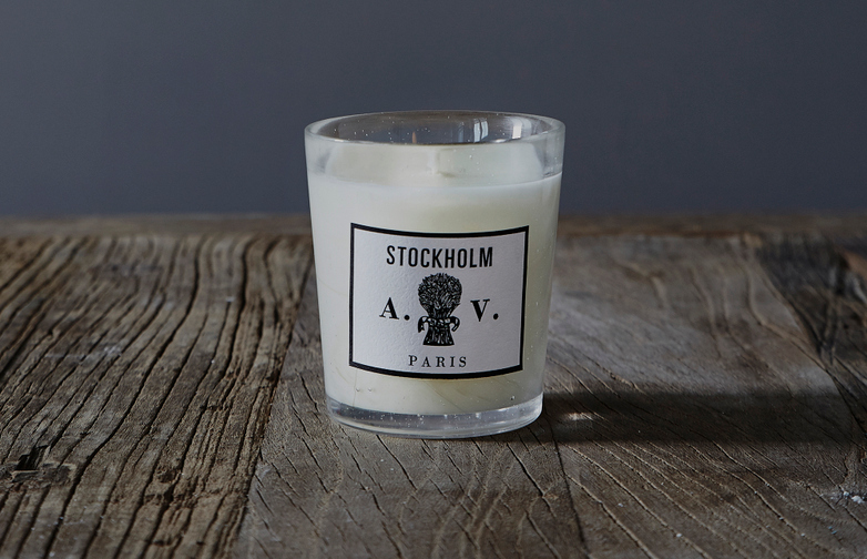 Scented Candle Stockholm