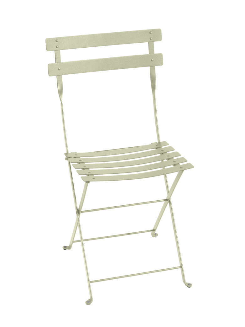 Bistro Folding Chair 65 Willow Green