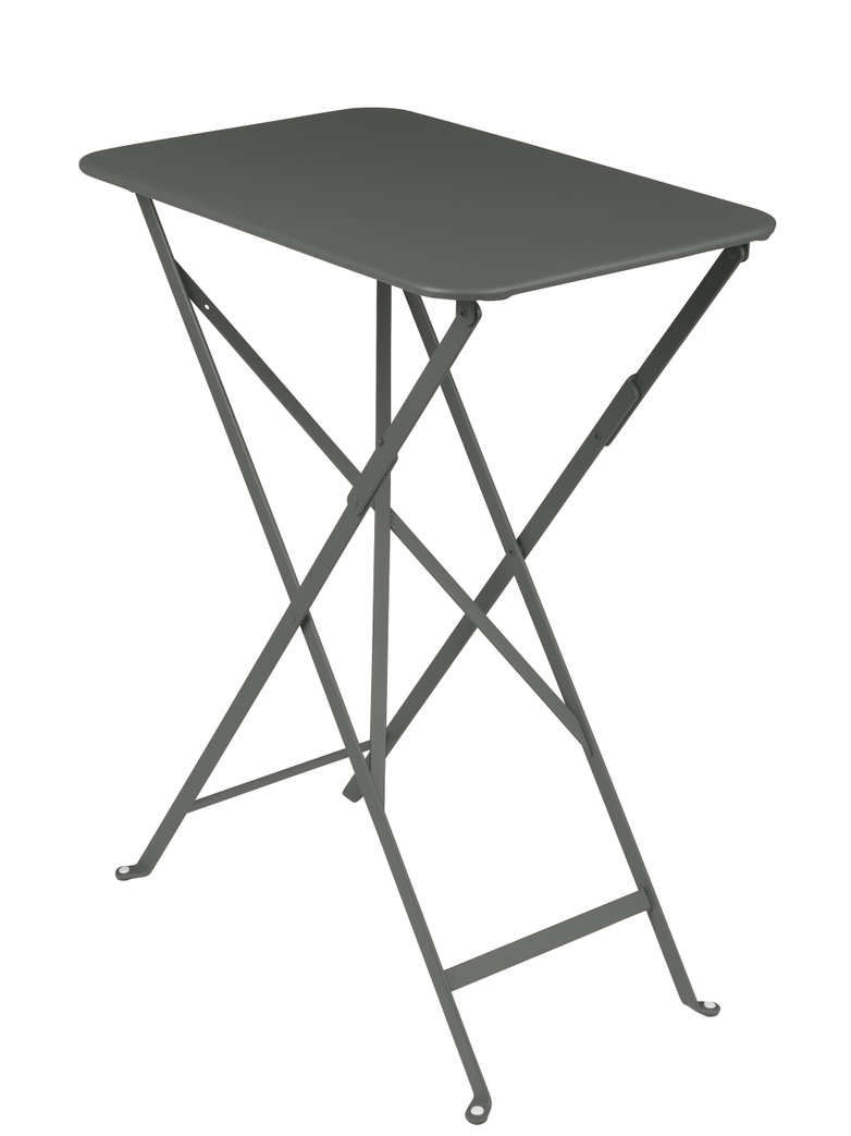 Bistro Folding Table Rectagular 37x57 48 Rosemary