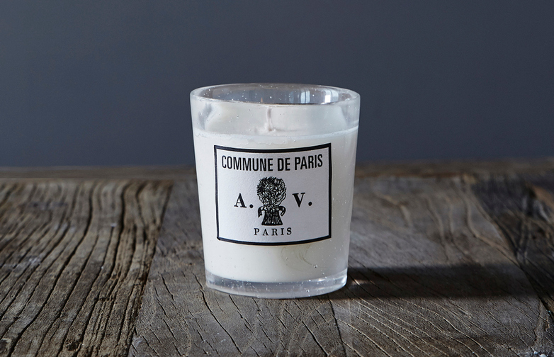 Scented Candle Commune de Paris