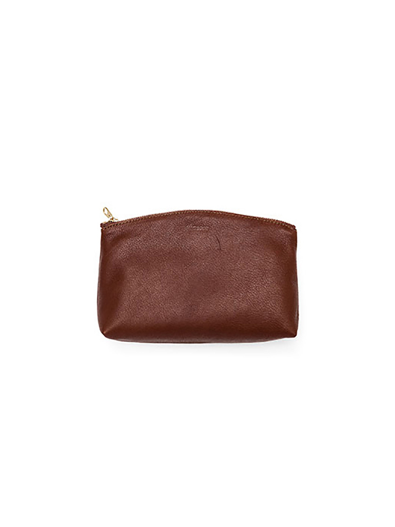 Leather Clutch Small
