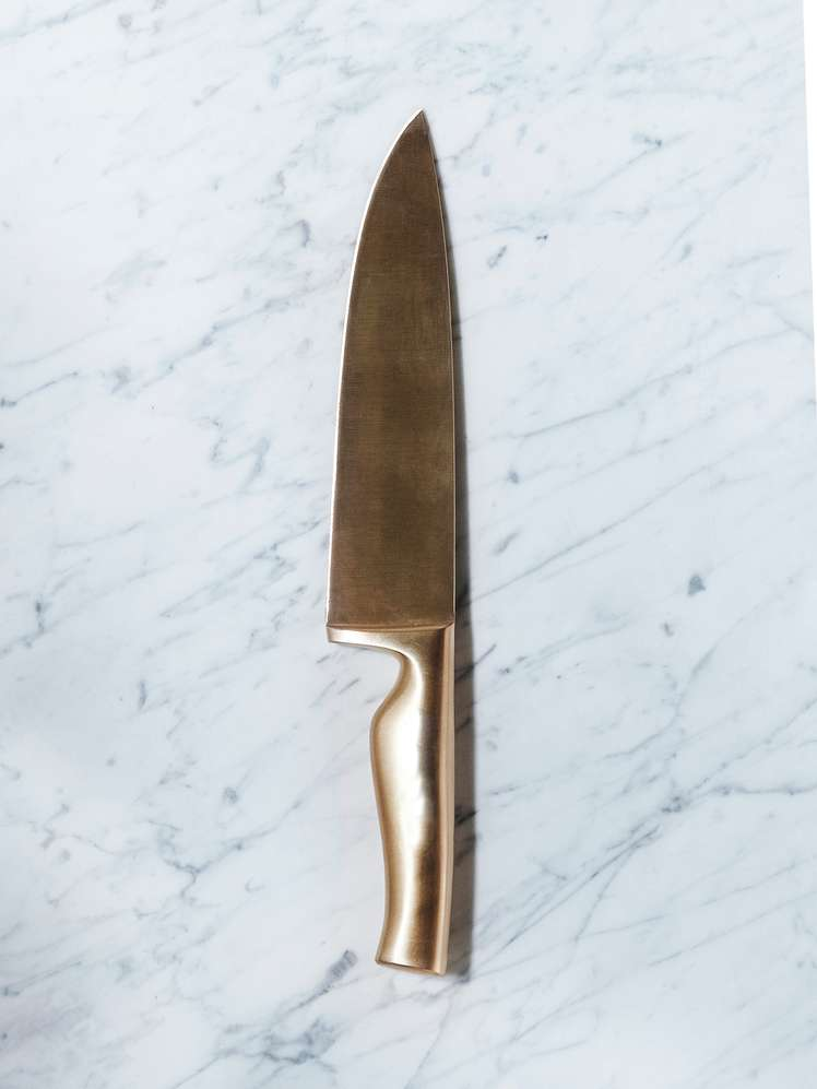 Chef´s Knife Gold