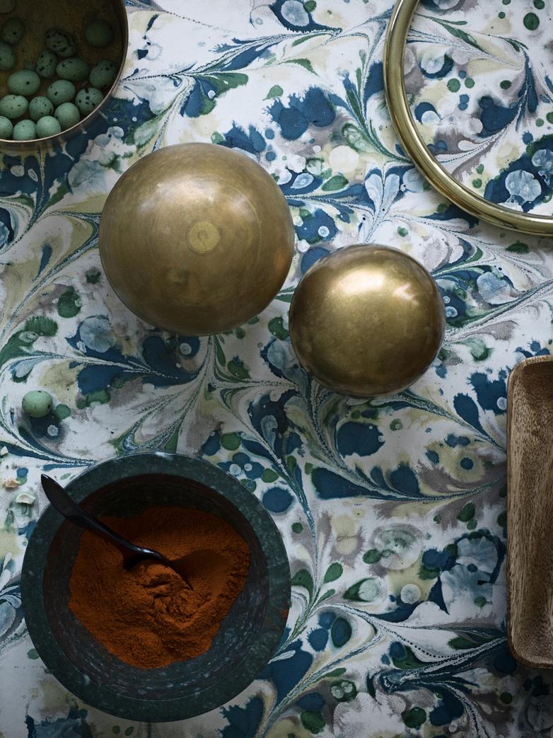 Brass Globe Small