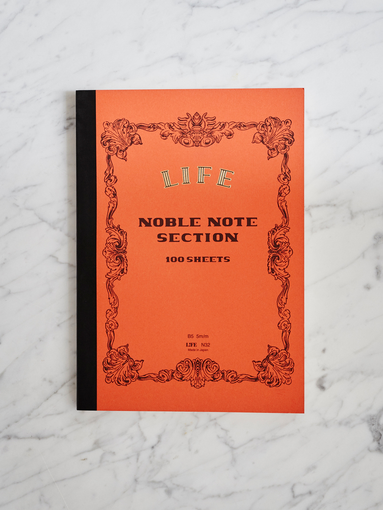 Noble Notes Section