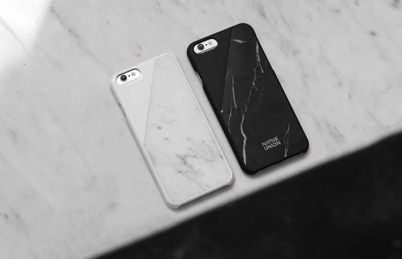 Clic Marble Case