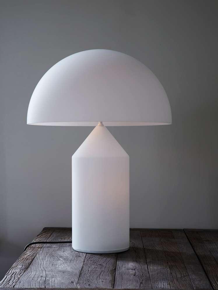 Atollo Opal Table Lamp