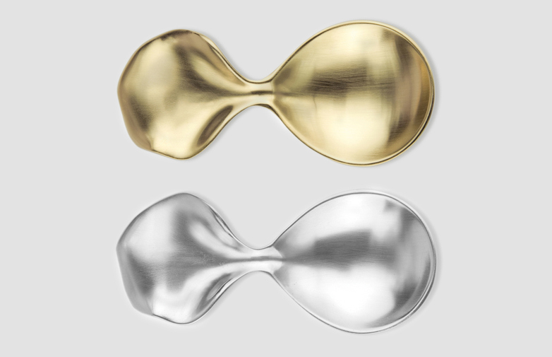 Tea Serving Spoon Petal