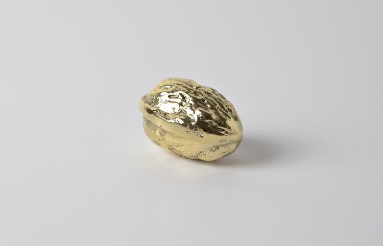 Walnut Brass