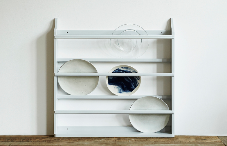 Seaside Plate Rack