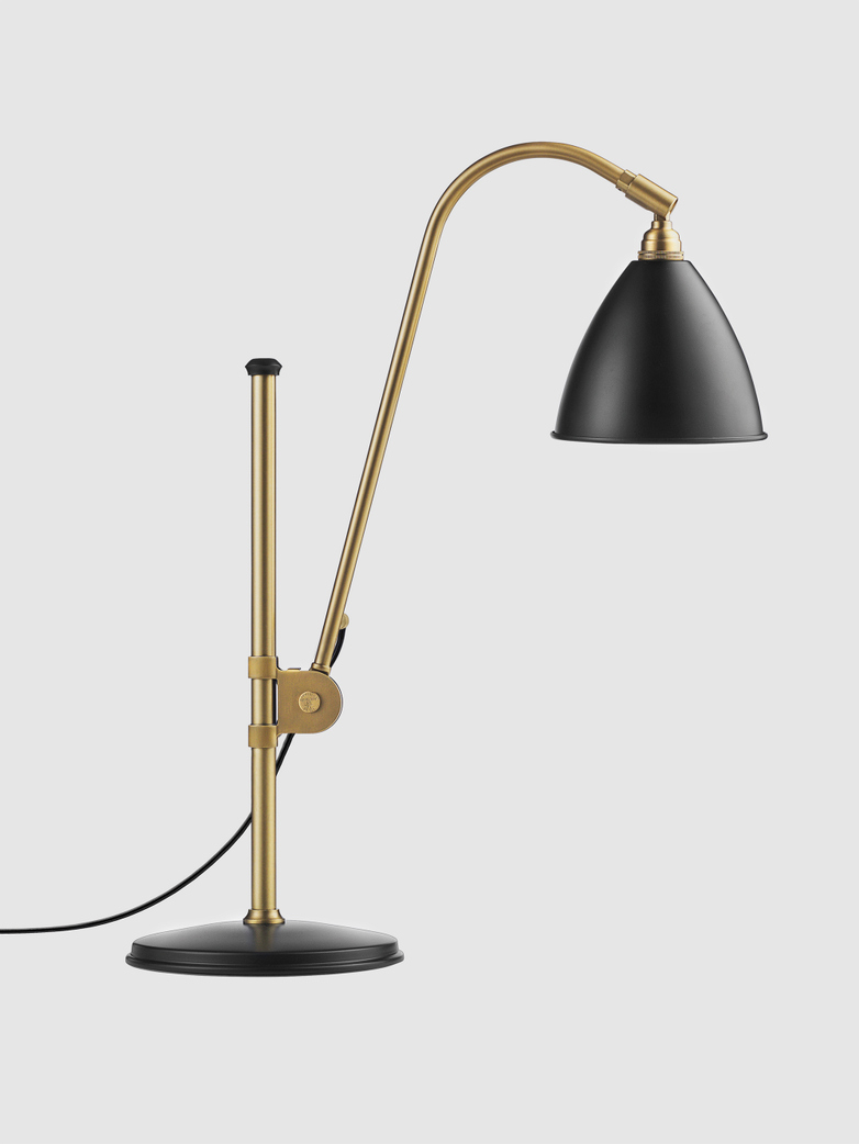 Bestlite 1 Table Lamp Brass