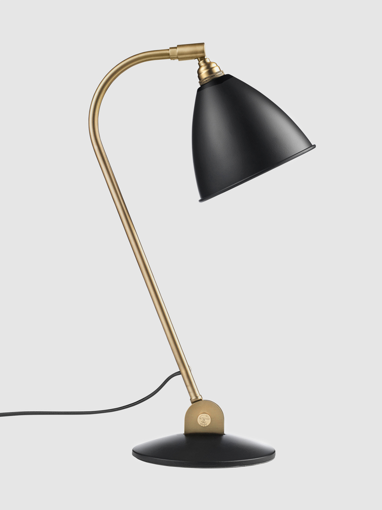 Bestlite 2 Table Lamp Brass