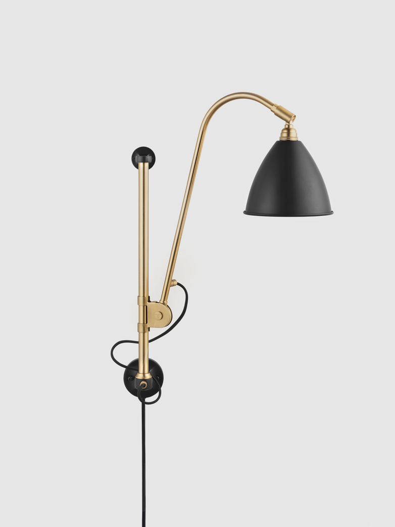 Bestlite 5 Wall Lamp Brass
